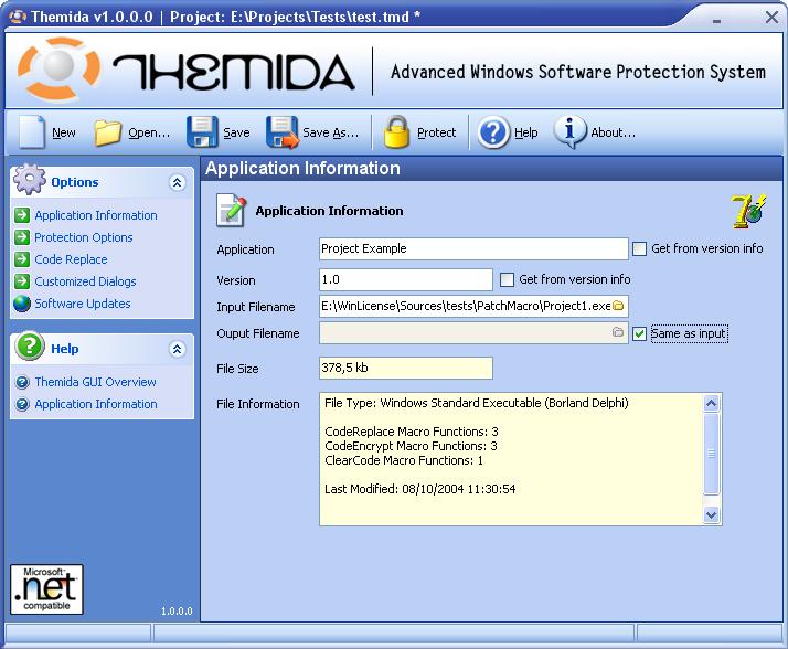 Themida - Windows 10 Download
